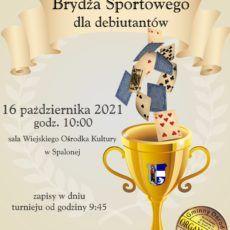 V Turniej Brydża Sportowego