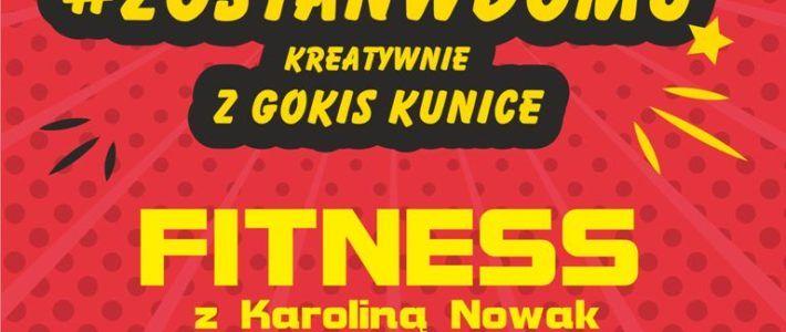 Fitness z Karoliną Nowak