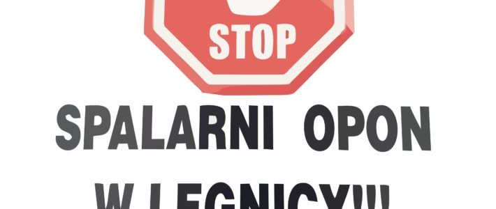 STOP spalarni opon przy Pątnowie Legnickim