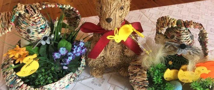 Gminny Przegląd Wielkanocny w Rosochatej