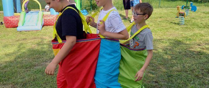 Dzień Dziecka w Golance Górnej