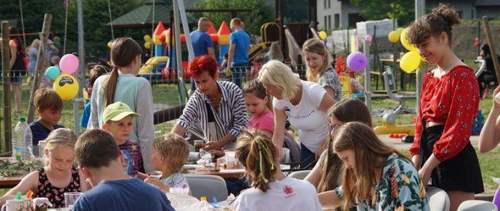 Imprezowy weekend w gminie Kunice