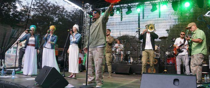 Shashamane wystąpili w Kunicach