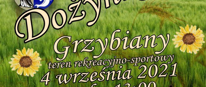 Festyn Dożynkowy w Grzybianach